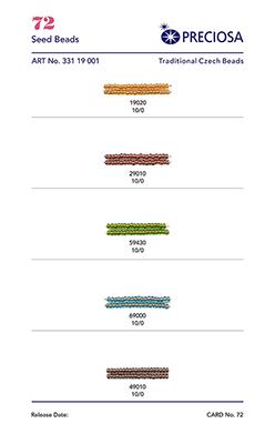 Produktová karta 0072