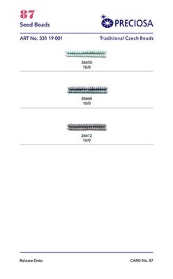 Produktová karta 0087