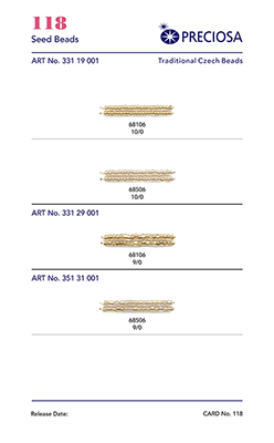 Produktová karta 0118