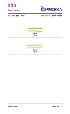 Produktová karta 0131