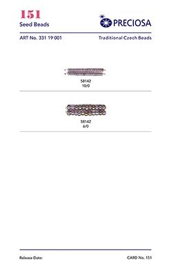 Produktová karta 0151