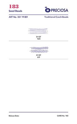 Produktová karta 0183