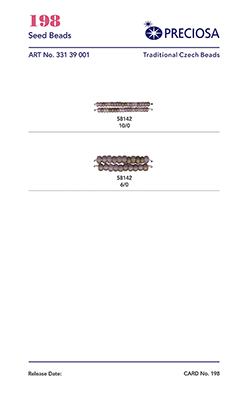 Produktová karta 0198