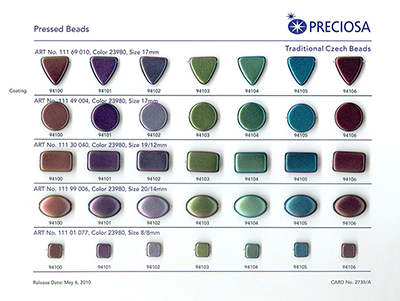 Product card 2735a